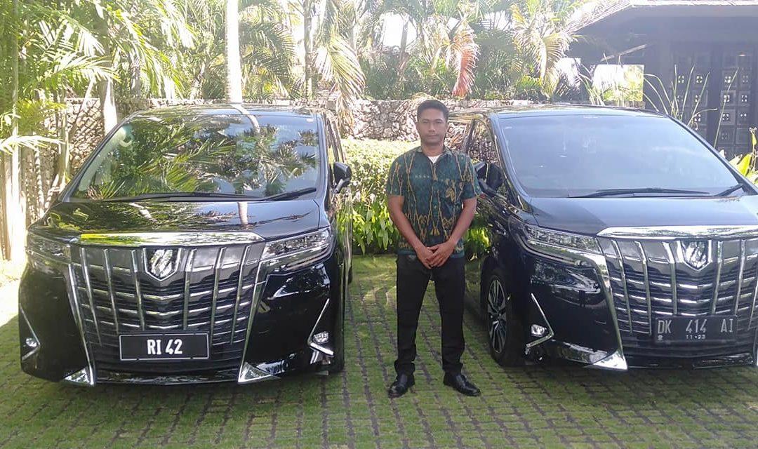 Rental Mobil Luxury di Bali